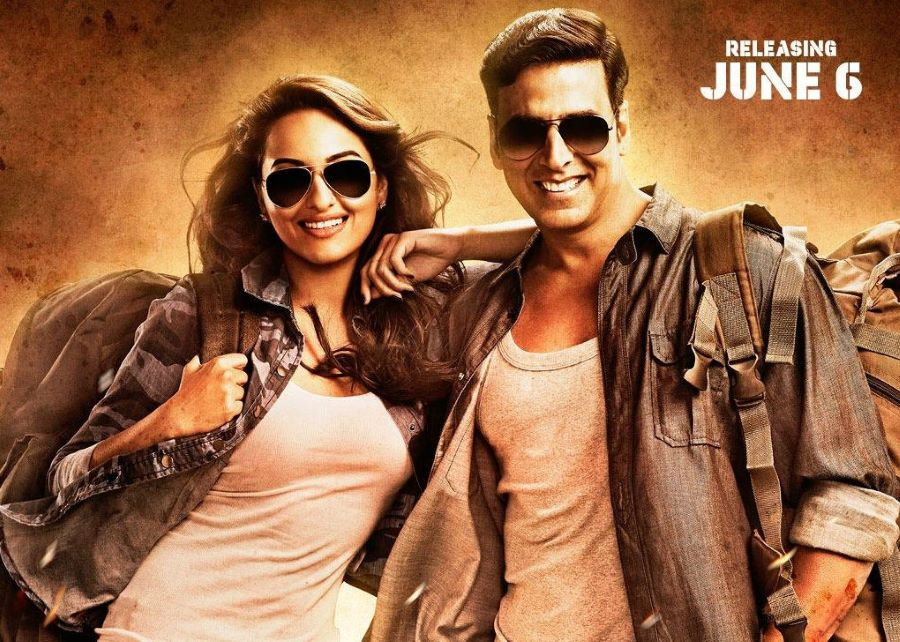 Holiday: A Soldier Is Never Off Duty (2014) Download & Watch Online Full Movie Akshay Kumar Film