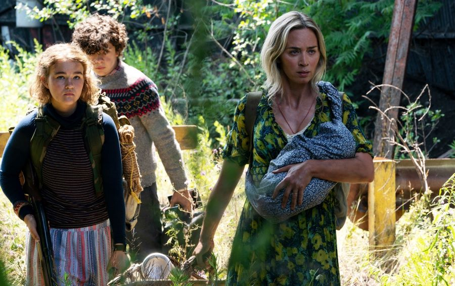 A Quiet Place Part 2 (2020) Download & Watch Online Full Movie in Hindi Dubbed