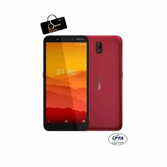 Nokia C1 2021 Price in Pakistan