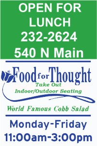 Phone Book Food For Thought