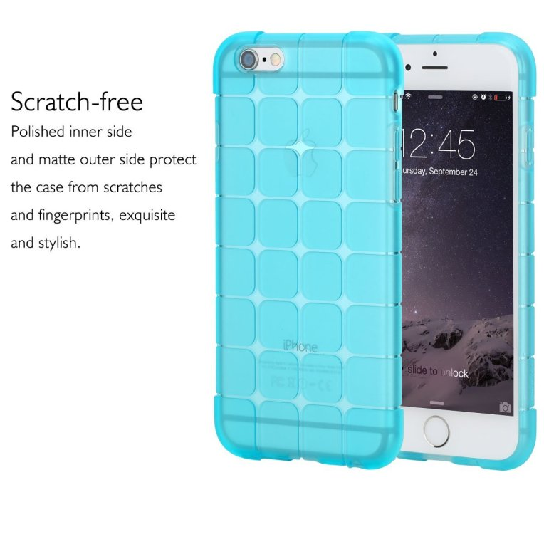 blue iphone 6s case