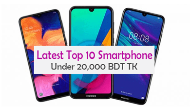 Photo of Latest Top 10 Smartphone under 20,000 Tk in Bangladesh