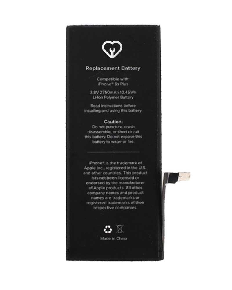 Batteri - iPhone 6S Plus (A1634, A1687, A1699)