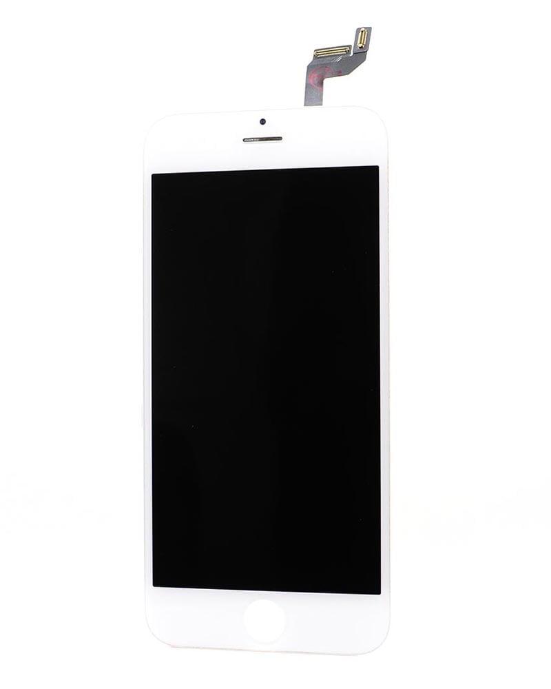 Display - iPhone 6s - Vit - Originalkvalité