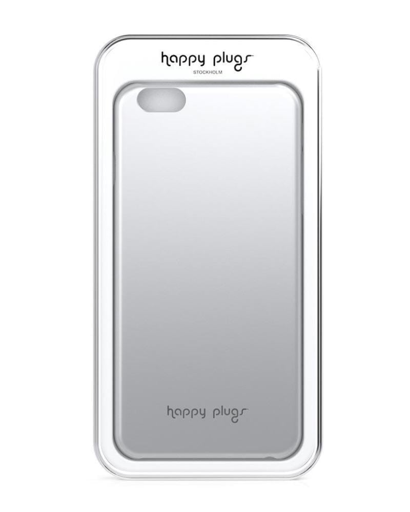 Happy plugs - Silver - iPhone