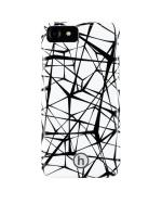 Holdit - Underground / Abstrakt / Svart/Vit - Mobilskal iPhone 6/7/8