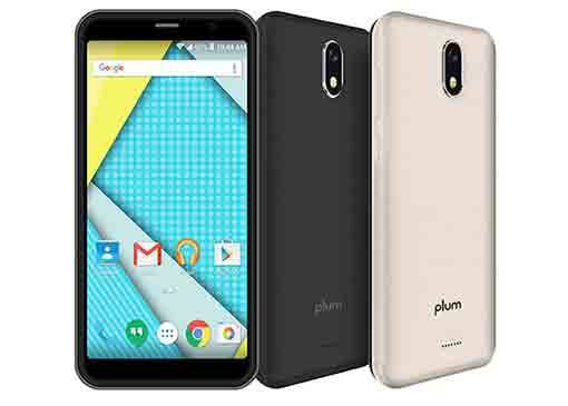Plum Phantom 2 – Full phone specifications