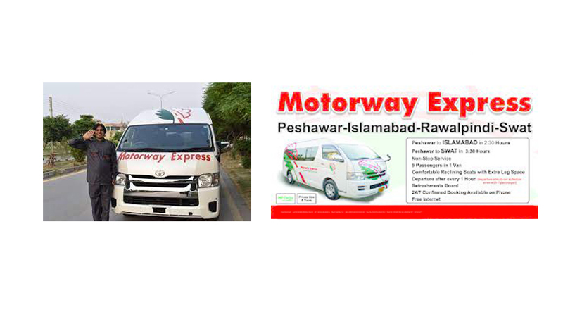 Motorway Express islamabad contact number