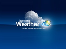 Weather Live Free - Android App