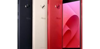 Asus Zenfone 4 Selfie Series Launched in India