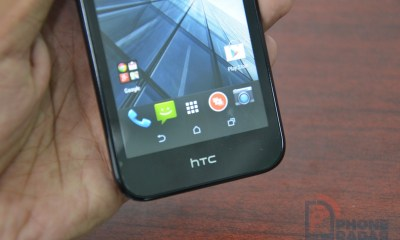 HTC Desire 310 Front Bottom