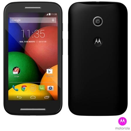 Moto E Press Photo