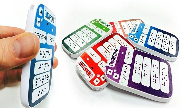 Ownfone Braille Phone