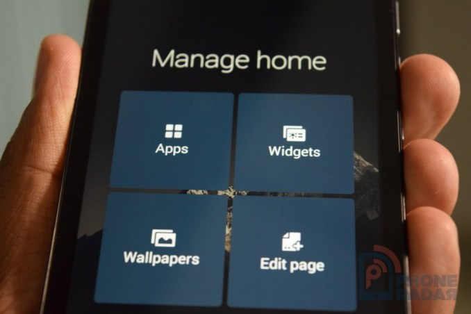 Asus Zenfone 5 Tip Manage Home