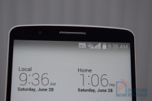 LG G3 Front Top