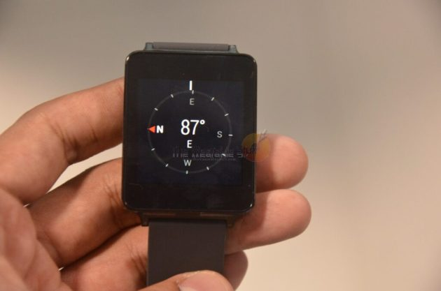 LG G Watch Compass