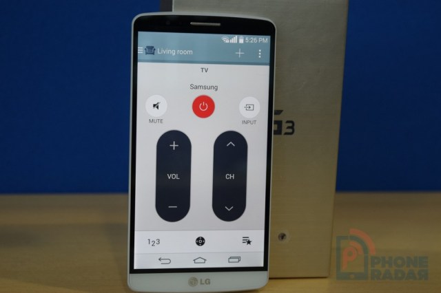LG G3 Tip Quick Remote