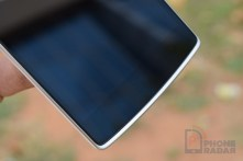 OnePlus One Front Bottom