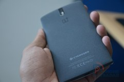 OnePlus One Sandstone Black Hands-on