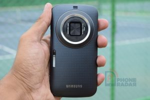 Samsung Galaxy K Zoom Back