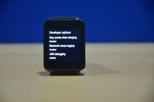 LG G Watch - Enable USB Debugging  (7)