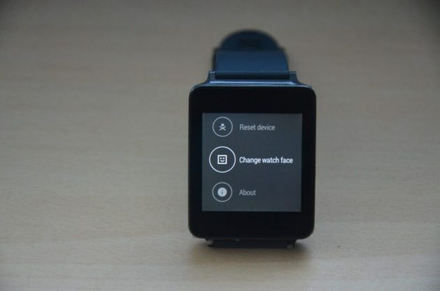 LG G Watch - Watch Face (2)