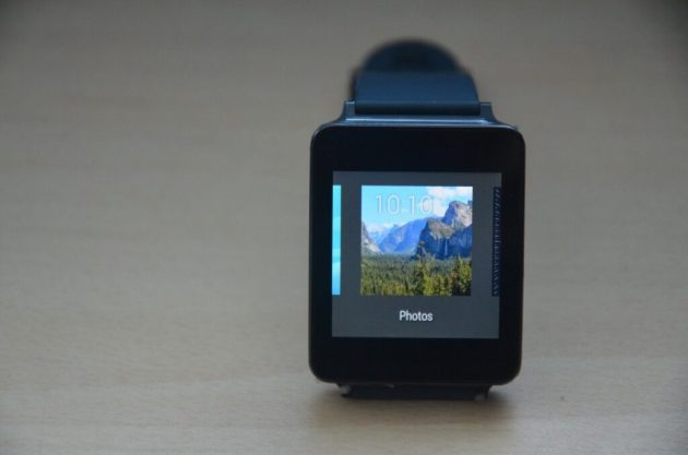 LG G Watch - Watch Face (3)
