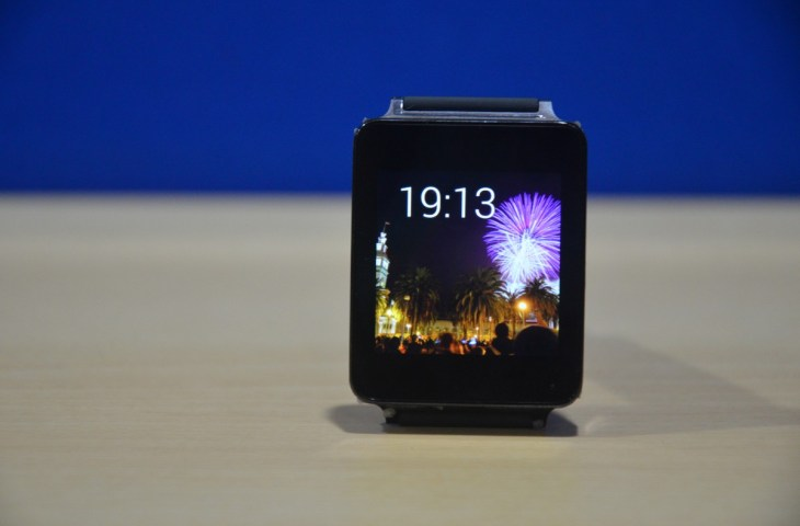 LG G Watch - Watch Face