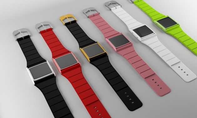 Oru Watch - Six Colors