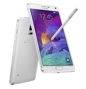Samsung Galaxy Note 4 Press