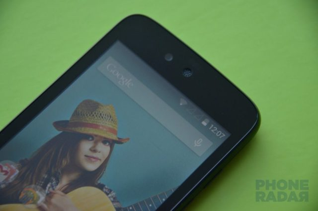 Spice Android One Dream Uno Front
