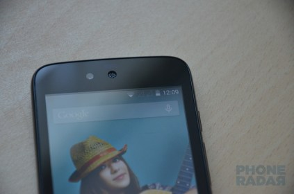 Spice Android One Dream Uno Front Top