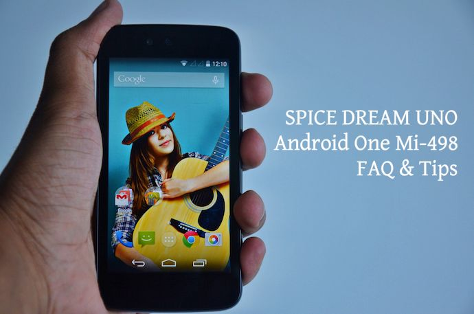 Spice Android One FAQ