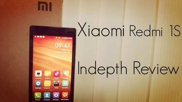 Video thumbnail for youtube video Xiaomi Redmi 1s Review » PhoneRadar
