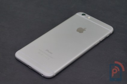 Apple iPhone 6 Plus Back