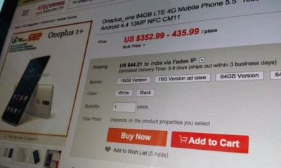 Buying Gadgets from China
