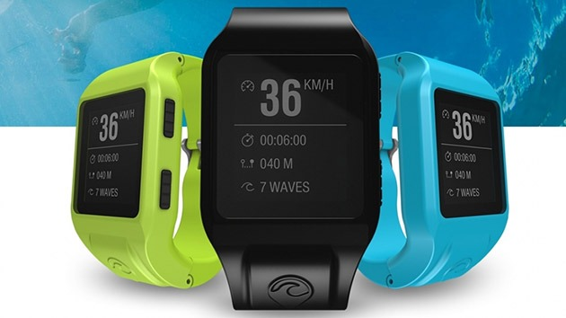 Glassy Pro One Smartwatch for Surfers