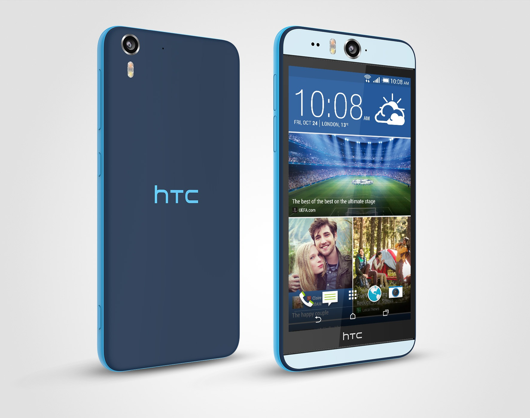 uk availability d1d04 75b41 HTC announces the HTC Desire Eye Waterproof Phone with 13MP Front ...