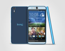 HTC Desire Eye Submarine Blue