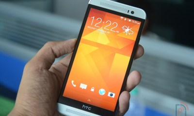 HTC One E8 Review