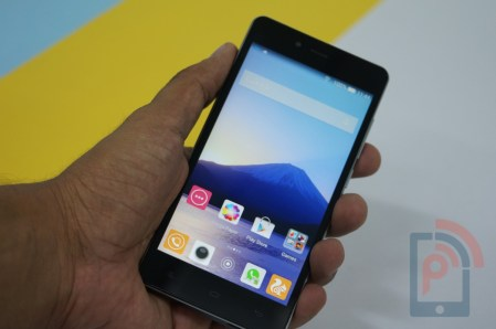 Gionee Marathon M3 Hands-on