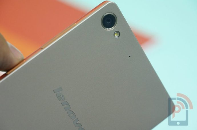 Lenovo Vibe X2 Review Camera