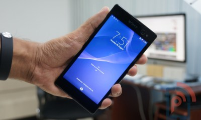 Sony Xperia C3 Hands-on