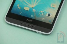 HTC Desire 820 Front Bottom