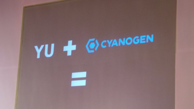 Yu And Cyanogen