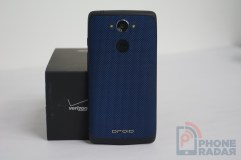 Motorola Droid Turbo Back 1