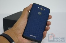 Motorola Droid Turbo Back