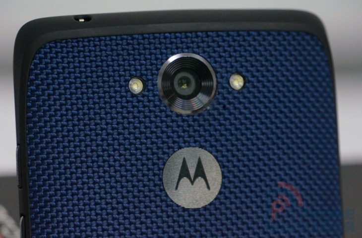 Motorola Droid Turbo Camera