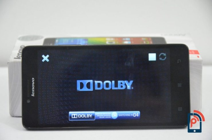 Lenovo A6000 - Dolby Digital