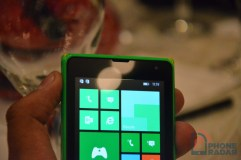 Microsoft Lumia 532 Front Top